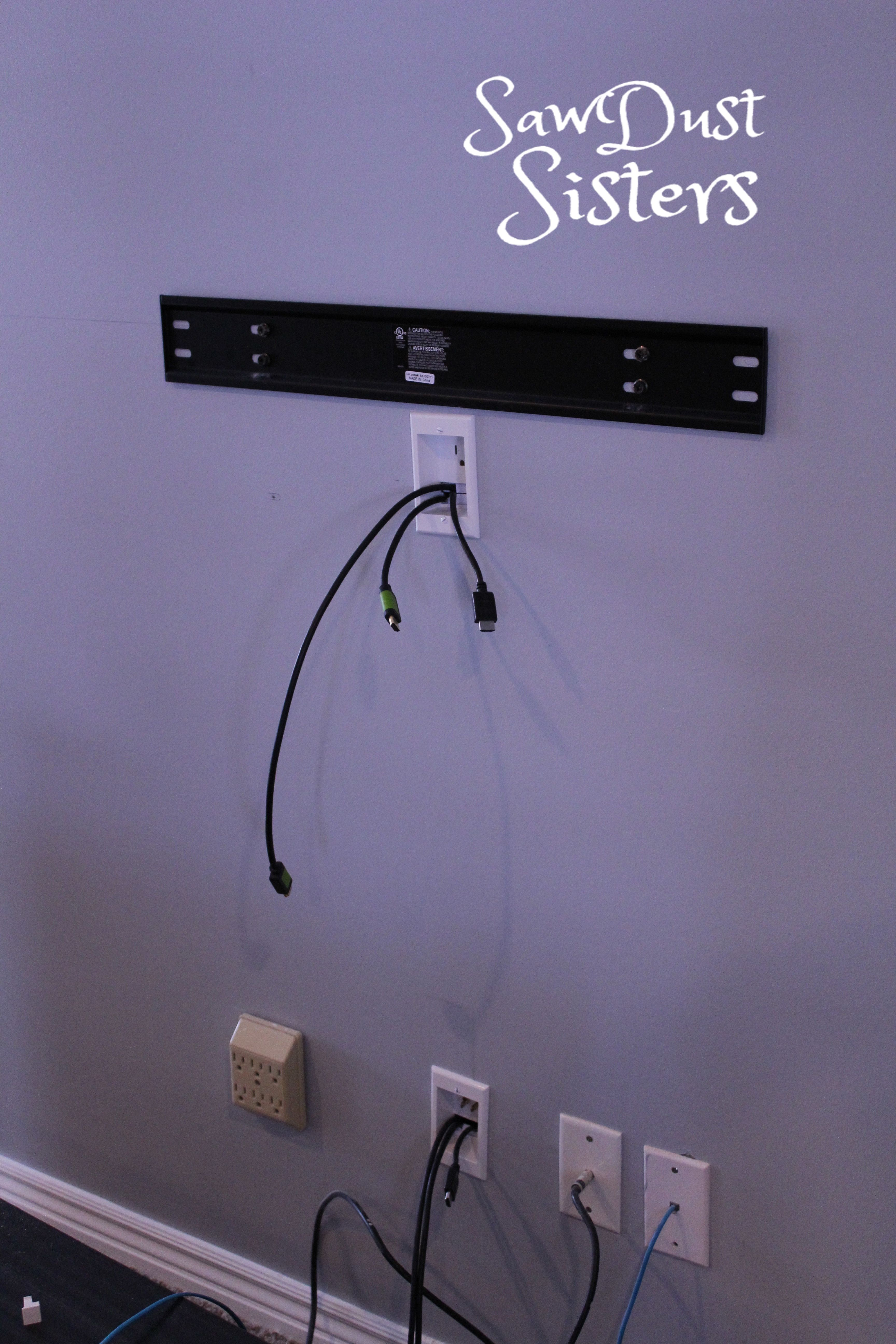 How to mount a flat screen TV and hide cords inside the wall ... Wall Mount Tv Wiring on wall mount tv cables, wall mount tv installation service, wall mount tv drywall, wall mount tv speakers, wall mount tv tools, wall mount tv ductwork, wall mount tv components, wall mount tv frame, wall shelf for cable box, wall mount tv antenna, wall mount telephone wiring, wall tv wire cover, wall mount tv controller, cable tv wiring, wall mount tv accessories, wall mount tv framing, wall switch wiring, wall mount tv cabling, wall mountable computer monitors, wall mount tv outlets,