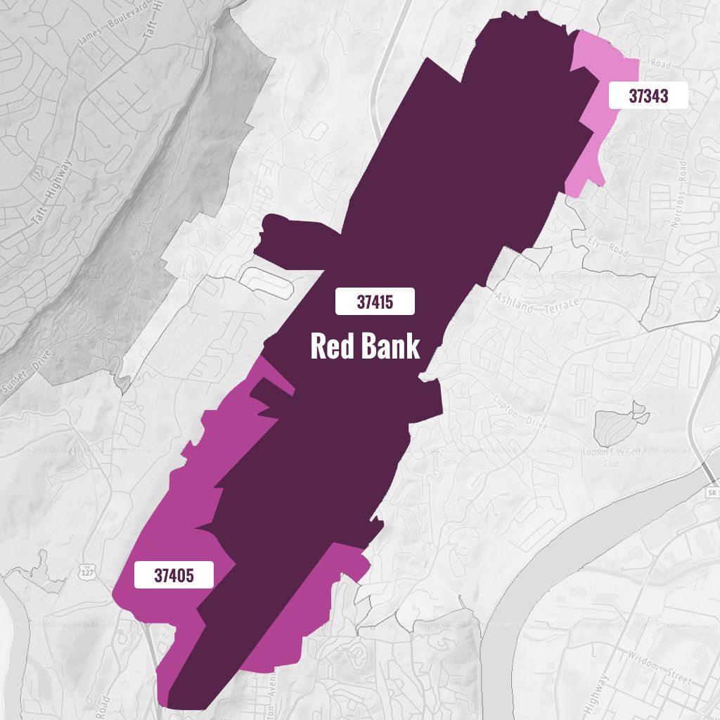 Red Bank, TN Zip Code Map – Travis Close Homes on time map, id map, landmark map, zip map, msa map, school map, latitude map, mobile map, region map, random map, mileage map, city limits map, map map, language map, state map, country map, birthday map,