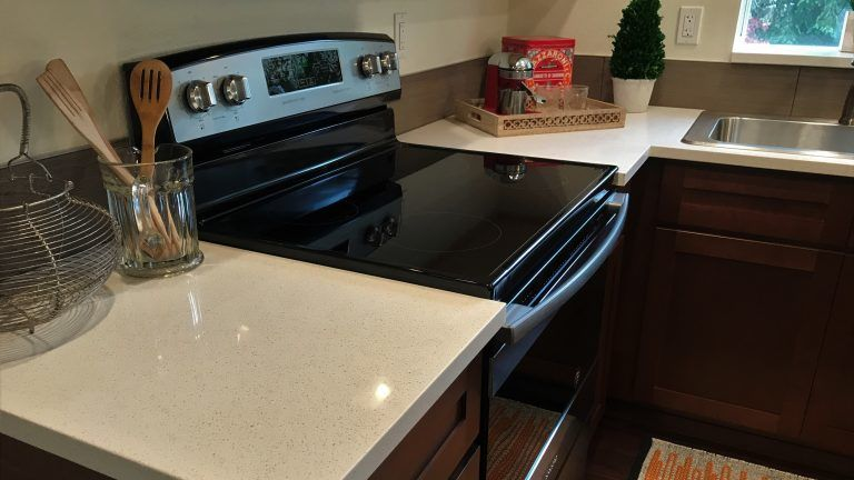 How To Install Quartz Countertops - Kitchen
