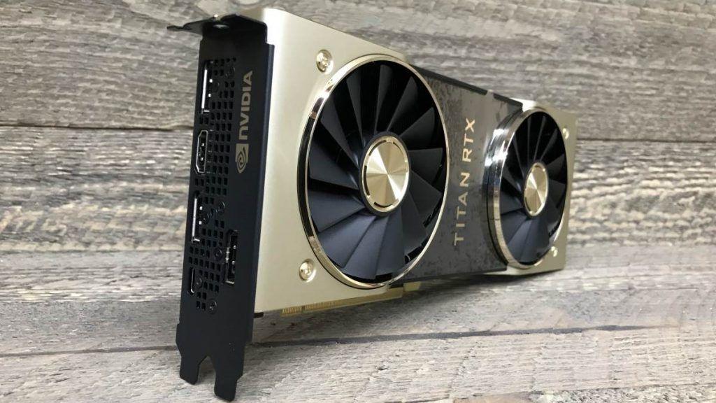 NVIDIA Titan RTX Comparison and Review
